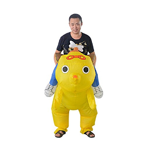 Inflatable-Man-Piggyback-Dog-Animal-Kids-Fancy-Dress-Halloween-Party-Blow-Up-Suit-0