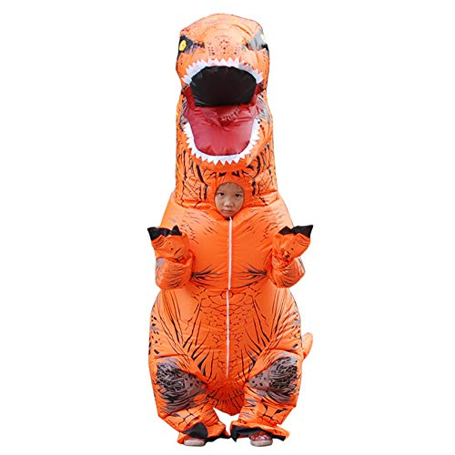Kid-Size-Inflatable-Dinosaur-Costume-Halloween-T-rex-Suit-Cosplay-Dress-0-0