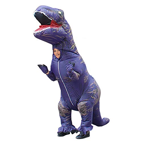 Kid-Size-Inflatable-Dinosaur-Costume-Halloween-T-rex-Suit-Cosplay-Dress-0-1