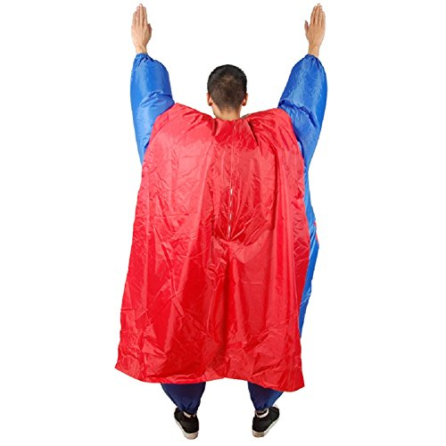 LOLANTA-Mens-Superman-Inflatable-Costume-Adult-Halloween-Superhero-Blow-up-Fancy-Dress-0-0