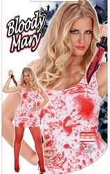 Ladies-Bloody-Mary-Costume-Large-Uk-14-16-For-Halloween-Living-Dead-Fancy-Dress-0-0
