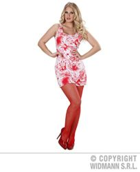 Ladies-Bloody-Mary-Costume-Large-Uk-14-16-For-Halloween-Living-Dead-Fancy-Dress-0-1