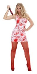 Ladies-Bloody-Mary-Costume-Large-Uk-14-16-For-Halloween-Living-Dead-Fancy-Dress-0