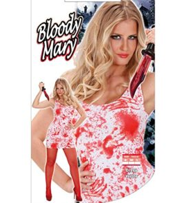 Ladies-Bloody-Mary-Costume-Small-Uk-8-10-For-Halloween-Living-Dead-Fancy-Dress-0-0