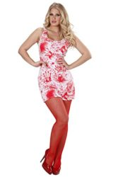 Ladies-Bloody-Mary-Costume-Small-Uk-8-10-For-Halloween-Living-Dead-Fancy-Dress-0-1