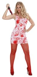 Ladies-Bloody-Mary-Costume-Small-Uk-8-10-For-Halloween-Living-Dead-Fancy-Dress-0