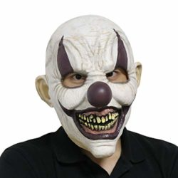 LarpGears-Novelty-Halloween-Costume-Party-Evil-Ghost-Funny-Clown-Mask-for-Adults-0-0
