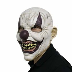 LarpGears-Novelty-Halloween-Costume-Party-Evil-Ghost-Funny-Clown-Mask-for-Adults-0-2
