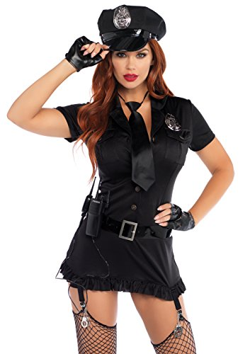 Leg Avenue Women's Dirty Cop Dress