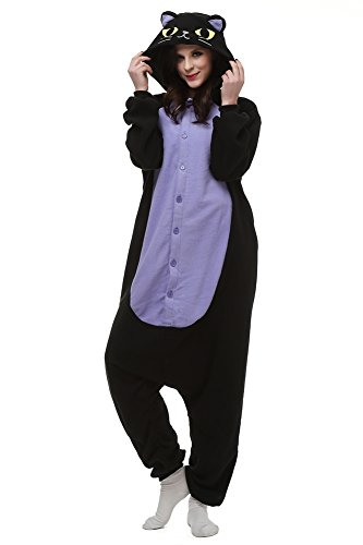 Limeng Lovely Animal Cosplay Costumes Pajamas for Unisex Adults