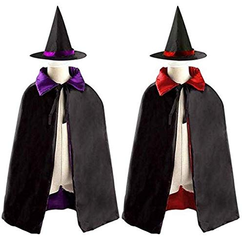 Little-Monster-Seals-are-Just-Mermaid-Doggos-Adult-and-Toddlers-Halloween-Costume-Wizard-Hat-Cape-Cloak-0-0