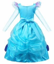 MOREMOO-Long-Sleeve-Little-Girls-Mermaid-Costume-Princess-Dress-Up-0-0