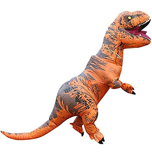 MORYSONG-Inflatable-Dinosaur-Costume-T-Rex-Outfit-Halloween-Blow-up-Fancy-Dress-0