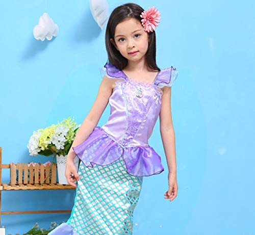 Mermaid-Costumes-for-Girl-Child-Kids-Halloween-Outfit-Pretty-Cosplay-Set-0-0