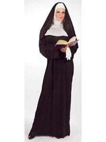Morris-Womens-Mother-Superior-Costume-One-Size-Black-0