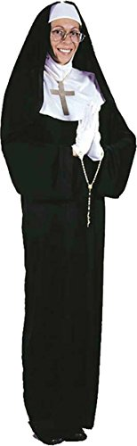 Mother Superior Costume – Plus Size 1X/2X – Dress Size 16-22