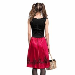 PASATO-Women-Halloween-Costume-Cosplay-Ball-Party-Hooded-Bandage-Shawl-Dress-Suit-Skirts-0-3