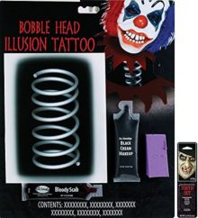 Potomac-Banks-Illusion-Tattoo-Makeup-Kit-with-Free-Pack-of-Makeup-0