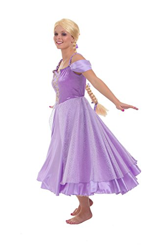 Princess Paradise Women's Tower Deluxe Costume Dress