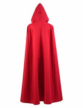 Qi-Pao-Handmaid-Womens-Cosplay-Red-Cape-Halloween-Party-Cloak-with-Hood-Costume-0-4