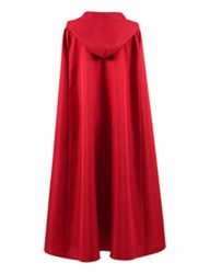 Qi-Pao-Handmaid-Womens-Cosplay-Red-Cape-Halloween-Party-Cloak-with-Hood-Costume-0-5