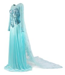 ReliBeauty-Womens-Elegent-Princess-Dress-Costume-0-0