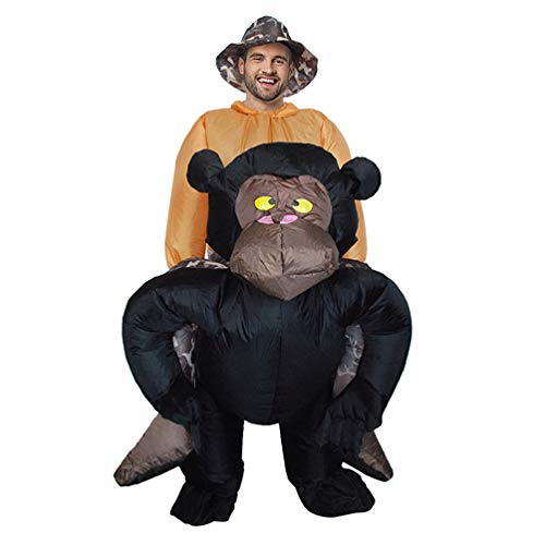 Riding-Chimpanzee-Inflatable-Costume-Halloween-Carnival-Funny-Cosplay-Comic-Con-Jumpsuit-0-2