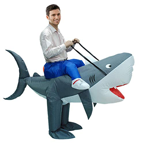 Riding-Shark-Inflatable-Costume-Halloween-Carnival-Funny-Cosplay-Comic-Con-Jumpsuit-0