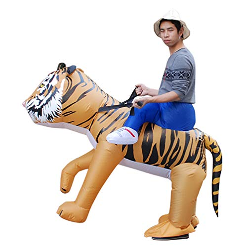 Riding-Tiger-Inflatable-Costume-Halloween-Carnival-Funny-Cosplay-Comic-Con-Jumpsuit-0-0