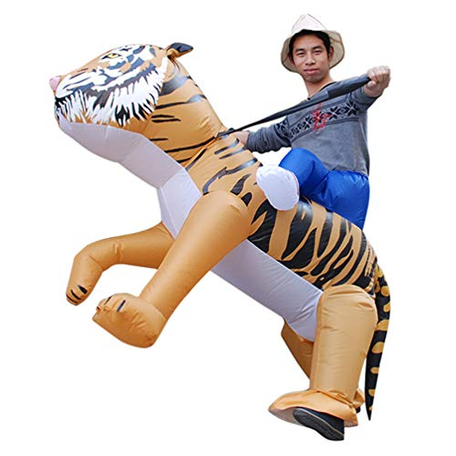 Riding-Tiger-Inflatable-Costume-Halloween-Carnival-Funny-Cosplay-Comic-Con-Jumpsuit-0-1