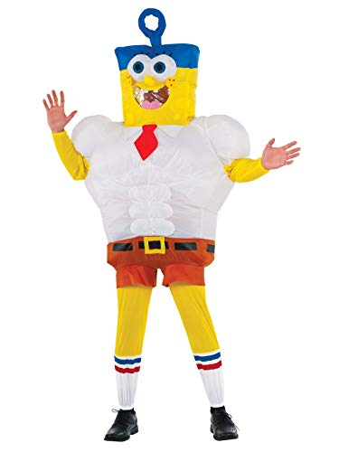 Rubie's Adult Inflatable Spongebob Movie Costume