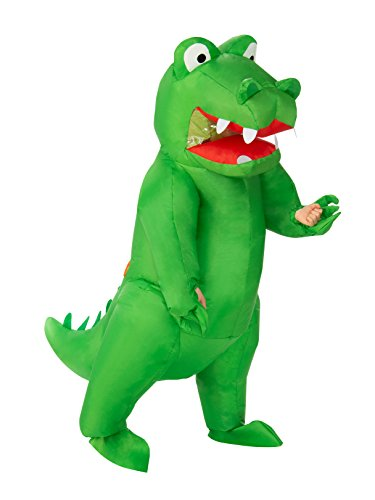 Rubie's Costume Co – Adult Inflatable Alligator Costume