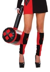 Rubies-Costume-Co-Womens-Batman-Harley-Quinn-Inflatable-Mallet-0-0