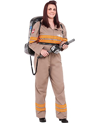 Rubies-Costume-Co-Womens-Ghostbusters-Movie-Deluxe-Plus-Costume-Multi-One-Size-0