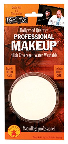 Rubie's Costume Co Women's Reel FX Professional White Makeup