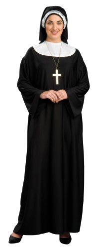 Rubie's Costume Nun Full Figure Adult Costume