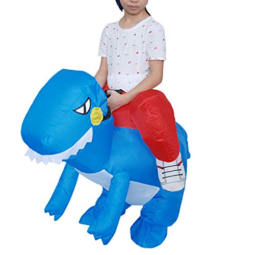SANHOUT-Inflatable-Rider-Costume-for-ChildHalloween-Cosplay-Dress-up-CostumesBlow-Up-Costume-0-1