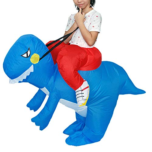 SANHOUT-Inflatable-Rider-Costume-for-ChildHalloween-Cosplay-Dress-up-CostumesBlow-Up-Costume-0