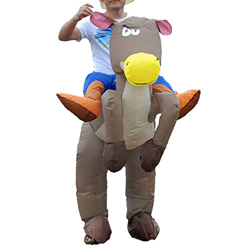 SANHOUT-Inflatable-Riding-Hourse-Costume-Halloween-Blow-up-Costumes-Cosplay-Dress-up-0