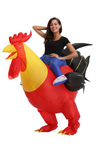 SAVEES-Inflatable-Fancy-Rider-Christmas-Cosplay-Costumes-0-3