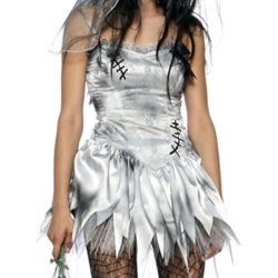 Seeing-Red-Plus-Size-Sexy-Zombie-Bride-Costume-0-0