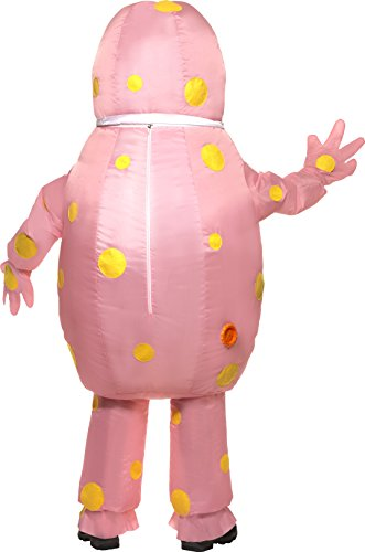 Smiffys-Adult-Unisex-Mr-Blobby-Costume-Inflatable-Suit-Gloves-One-Size-0-0