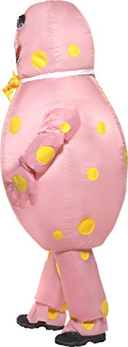 Smiffys-Adult-Unisex-Mr-Blobby-Costume-Inflatable-Suit-Gloves-One-Size-0-1