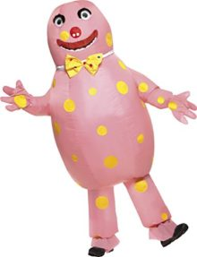 Smiffys-Adult-Unisex-Mr-Blobby-Costume-Inflatable-Suit-Gloves-One-Size-0