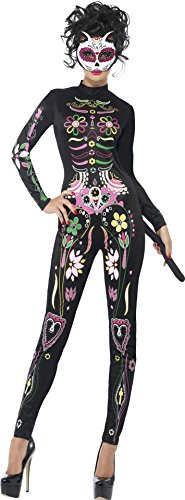 Smiffys-Womens-Sugar-Skull-Cat-0