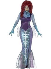 Smiffys-Womens-Zombie-Mermaid-0