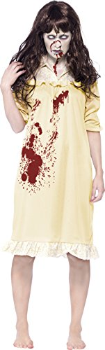 Smiffy's Women's Zombie Pajama Costume