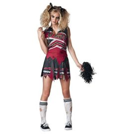 Spiritless-Cheerleader-Costume-Adult-Scary-Sports-Zombie-Halloween-Fancy-Dress-0