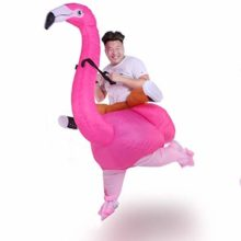 Staryard-Inflatable-Flamingo-Costume-Pink-Piggyback-Costume-for-Halloween-0