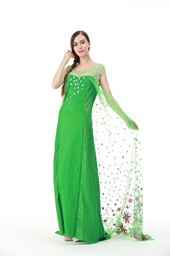 Taipin Women's Elegent Princess Dress Costume